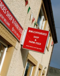 Bwlchygroes Farm Feeds Shop